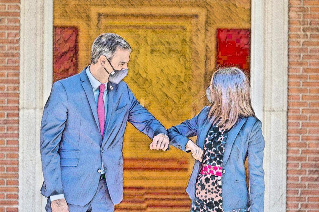 Ciudadanos se sienta a negociar los presupuestos con Podemos